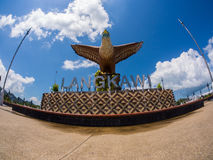 Langkawi Eagle fotografia stock