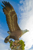 Langkawi eagle square Royalty Free Stock Photography