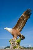 Langkawi Eagle Statue Stockfotografie