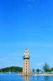 Langkawi - el faro Imagen de archivo libre de regalías