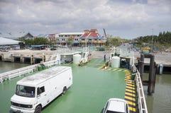 Langkawi Ferry Stock Image