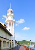 Langkawi-helles Haus Stockbilder