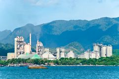 Langkawi - Industrial Royalty Free Stock Photography