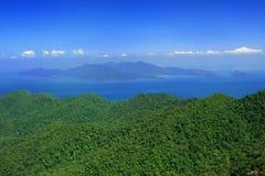 Langkawi island landscape, Malaysia Stock Images