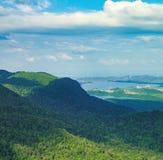 Langkawi island landscape, Malaysia Stock Photos