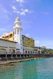 Langkawi Light house stock images