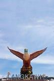 orła Langkawi Malaysia kwadrat Fotografia Stock