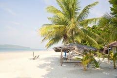 Langkawi plaża, Malezja Zdjęcia Stock