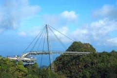 langkawi skybridge s Zdjęcia Royalty Free