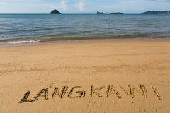 Langkawi Royalty Free Stock Photography