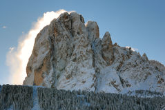 Langkofel, Dolomites, Alps Stock Photography
