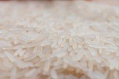 Langkorrelige rijstenclose-up Royalty-vrije Stock Foto's