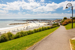 Langmoor and Lister Gardens Lyme Regis Stock Image