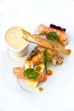 Langoustines Stock Images