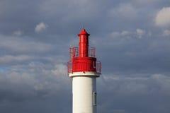 Langoz Lighthouse Royalty Free Stock Photo