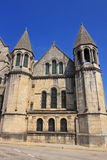 Langres Cathedral Royalty Free Stock Photography
