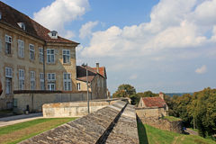 Langres, France Stock Photography