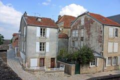 Langres, Francia Fotografie Stock Libere da Diritti