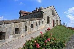 Langres, Frankreich lizenzfreie stockbilder