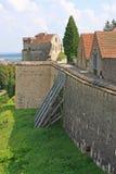 Langres, Frankreich lizenzfreies stockbild