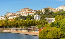 Langs Douro-Rivier royalty-vrije stock foto's