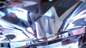 Langsam drehender Diamant vektor abbildung