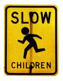 Langsame Kinder Lizenzfreie Stockbilder