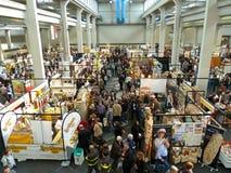 Langsame Nahrung und Terra Madre. Salone Del Gusto 2010 Stockbilder