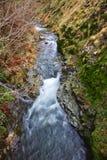 Langsamer Fluss Stockfoto
