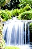 Langsamer Wasserfall Lizenzfreie Stockbilder
