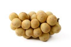 Langsat Fruit Stock Image