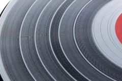Langspielplatten-Aufzeichnung Lizenzfreies Stockfoto