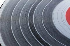 Langspielplatten-Aufzeichnung Lizenzfreies Stockbild