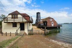 Langstone maler den Chichester hamnen Royaltyfri Foto