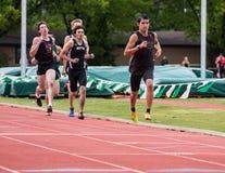 Langstreckenläufer Lizenzfreie Stockbilder