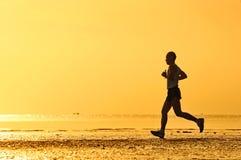 LangSuan Mini Marathon 8o Imagens de Stock
