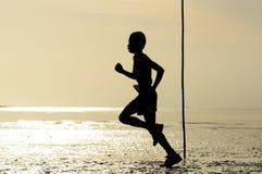 LangSuan Mini Marathon 8o Imagens de Stock Royalty Free