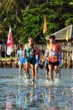 LangSuan Mini Marathon 8o Fotos de Stock Royalty Free