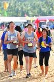 LangSuan Mini Marathon 8o Imagem de Stock Royalty Free