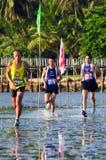 LangSuan Mini Marathon 8vo Fotos de archivo libres de regalías