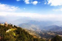 Langtang Himal Royalty-vrije Stock Afbeelding