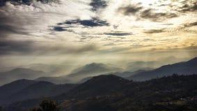 Langtang Himal Royalty Free Stock Photo