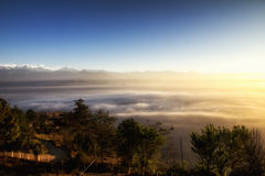 Langtang Himal Royalty Free Stock Image