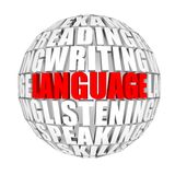 Language Stock Photography