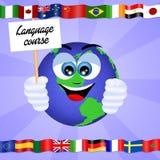 Language course Royalty Free Stock Photos