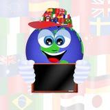 Language course Stock Image