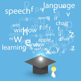 Language learning Stock Photography