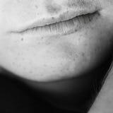 Languettes de femme Images stock