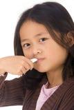 Languettes gercées Images stock