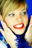 Languettes rouges 2 Photos stock
